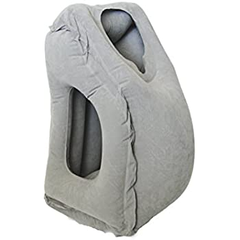 Amazon Com Cloud Crafter Inflatable Travel Pillow Neck