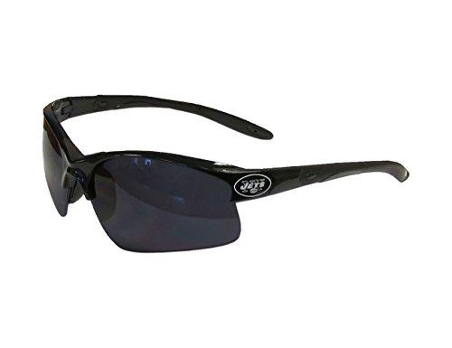 Siskiyou New York Jets NFL Blade Sunglasses