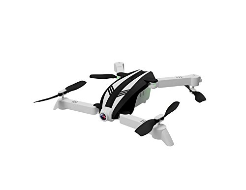 TOYEN RC Drone FPV VR Mini Foldable Quadcopter 2.4GHz 6-Axis Gyro 4CH Wifi RC Drone Remote Control Helicopter with HD Camera