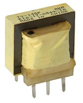 Triad Magnetics TY-145P Transformer, PC Audio; Plug-In; Pri:600 Ohms(CT); Sec:600 Ohms(CT); 100mW; 13/16In.L