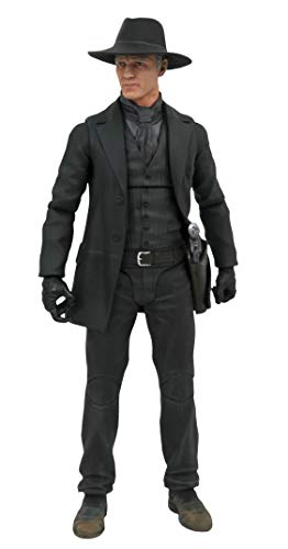 Mens Black Figure - Westworld: The Man in Black Select Action Figure