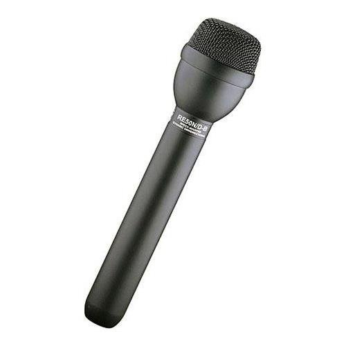 Electro Voice Dynamic Mic - Electro-Voice RE50N/D-B High Output Dynamic Interview Microphone