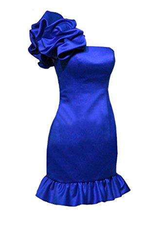 Missdressy - Vestido - Estuche - para mujer Azul Real