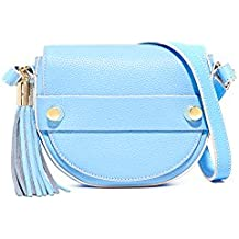 Milly Women's Astor Cross Body Small Saddle Bag