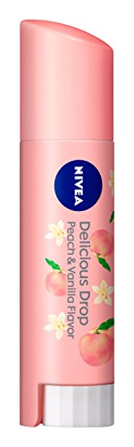 Nivea JAPAN Nivea flavor lip delicious drop peach aroma of 3.5g