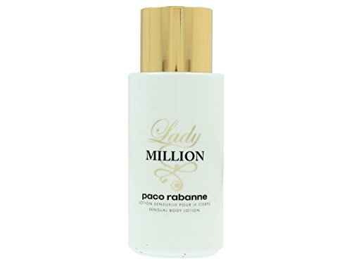 - Paco Rabanne Lady Million Body Lotion 6.8oz (200ml)