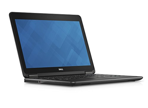 Dell Latitude E7250 UltraBook Business Laptop NoteBook (Intel Core I5-5300U, 8GB Ram, 128GB Solid State SSD, HDMI, Camera, WIFI) Win 10 Pro SC Card Reader (Renewed)