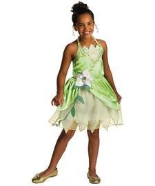 Princess Tiana Classic Costume - Small (Tiana Halloween Costumes)