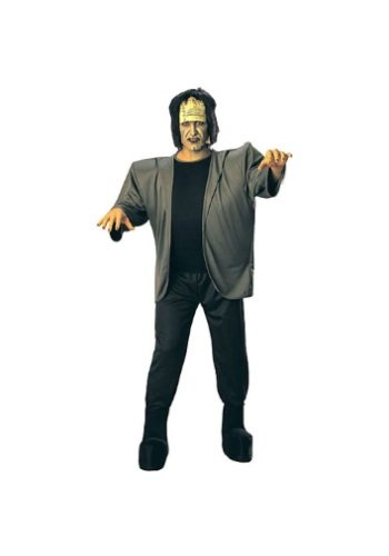 Rubie's Costume Deluxe Adult Complete Frankenstein, Green, One Size Costume