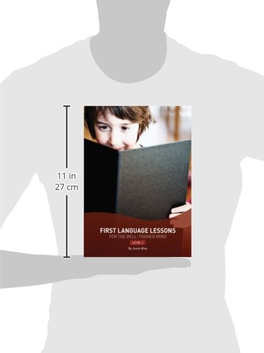 Workbook diagramming worksheets : Amazon.com: First Language Lessons for the Well-Trained Mind ...