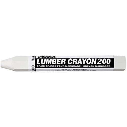 white wax marker - 4