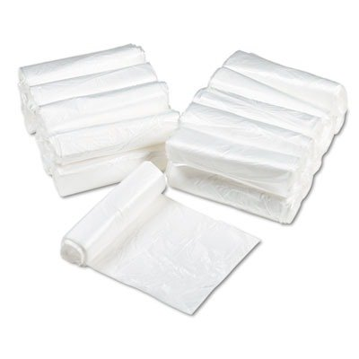 Ultra Plus HD334011N High Density Can Liners, 31-33gal, 11 Microns, 33 x 40, Natural (Case of ()