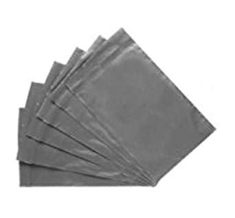 Bolsas de polietileno de Packitsafe, grises, tipo sobre, 165 ...