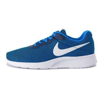 Nike Men's Tanjun SE Midnight Navy/Photo Blue/White Running Shoe 9 Men US