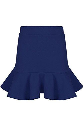 Femme Jealous Marine Sans Be Jupe Bleu Manche wInqHfz1