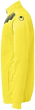 Color Amarillo,Marr/ã/³n Liga 2.0 Jacket Classic Junior Talla 8 Years uhlsport