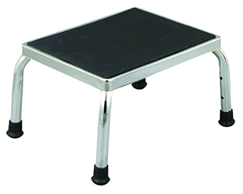 Essential Medical Supply P2700 Chrome Plated Foot Stool (1 per case)