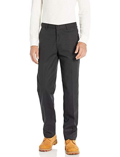 Men's Adult Sized Flat Front Pant