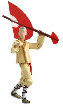 "The Last Airbender 3-3/4""  Figures Aang Spirit Mode"