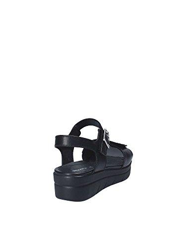 110207 Noir Stonefly 110207 Sandale Sandale Stonefly Femme Femme xTZ4I8aqpw