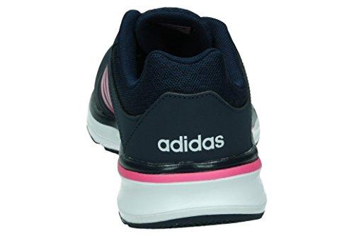 adidas Cloudfoam Athena W, Zapatillas de Deporte para Mujer Azul (Maruni / Rosimp / Ftwbla)