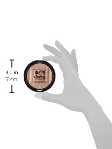51rby0dHqvL Maybelline New York Face Studio Master Chrome Metallic Highlighter, Molten Gold, 0.24 Ounce