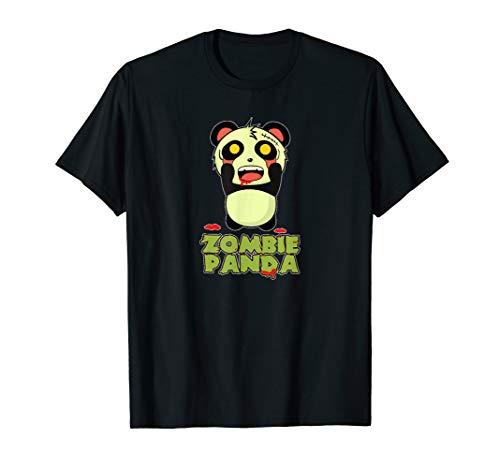 Zombie Panda Halloween -