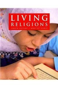 Living Religions and MyReligionLab with Pearson eText Valuepack Access Card Package (8th Edition) 8th edition by Fisher, Mary Pat (2010) Paperback (Mary Pat Fisher Living Religions 8th Edition)