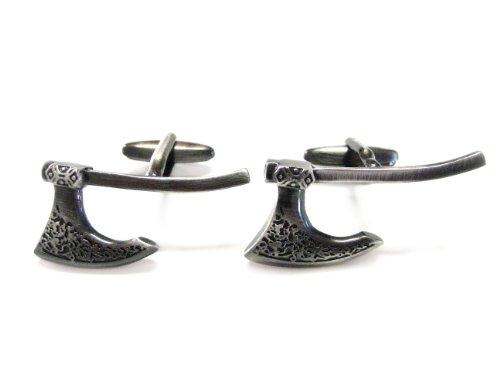 Medieval Axe Cufflinks ()