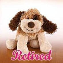 - Webkinz Virtual Pet Plush - CHEEKY DOG