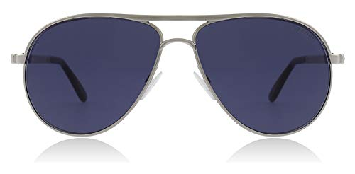 - Tom Ford TF144 18V Silver Marko Pilot Sunglasses Lens Category 1 Size 58mm