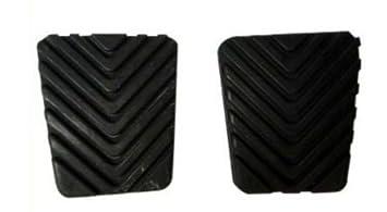 2 X Freno Y Embrague Pedal Pad Cubierta