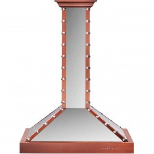 """Z Line KB2-SCCXS-36 36"""" 760 CFM Designer Series Wall Mount Range Hood, Stainless Steel"""