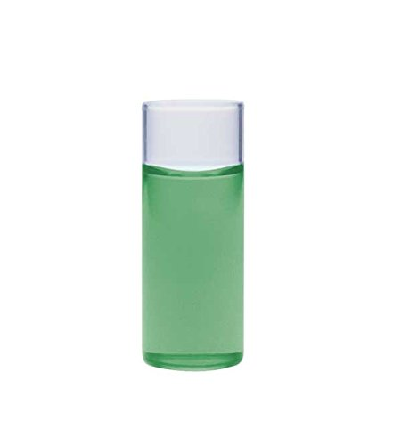 (Kimble Clear Borosilicate Glass Shell Vial without Closure, Short Style, 0.25 drams Capacity, 30mm L (Case of)