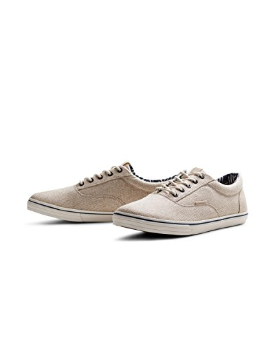 Jack&Jones Sneakers Uomo 40 Beige 12120674 JFWVISION TEXTILE WARM SAND