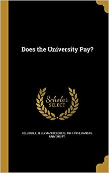 Book Does the University Pay?