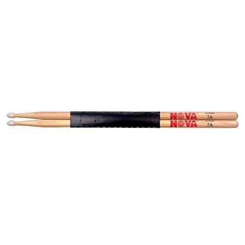 (Nova Hickory Drumsticks Nylon 7A)