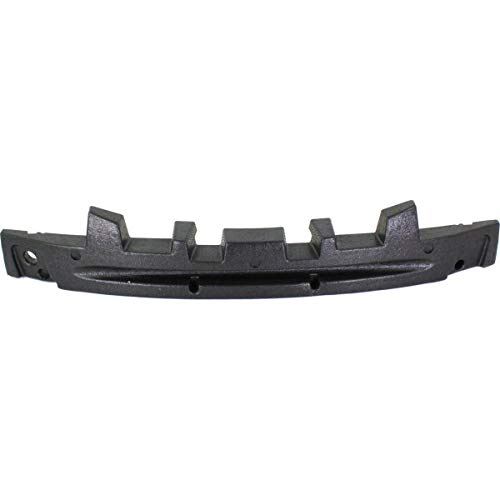 New Front Bumper Absorber For 2010-2012 Nissan Altima Impact, Sedan NI1070147 62090ZX00A ()
