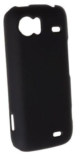 Horny Protectors Velvet Schutzhülle mit Oberfläche für HTC Mozart schwarz