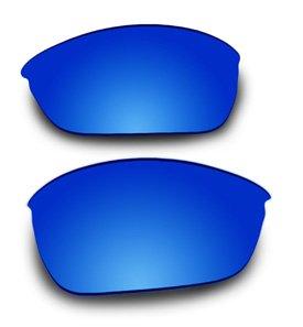 限定品【Wiley X正規販売店】ワイリーエックス SAINT セイント サングラス 交換レンズ (偏光ブルーミラー) 【アメリカンスナイパー】レンズのみ   B00V50S6OG