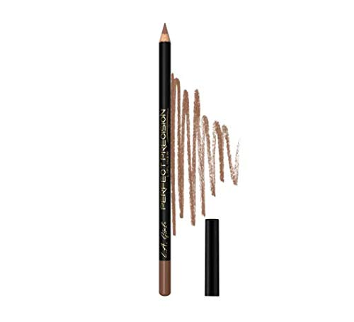 LA GIRL NEW PERFECT PRECISION LIP LINER (1 PACK, CAFE)