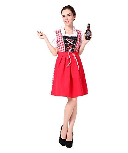 Amazon.com: Simmia Disfraz de Halloween, traje de cerveza ...