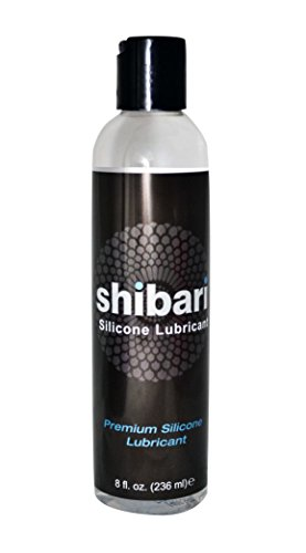 Buy now Shibari Intimate Lubricant, Premium High-Grade Silicone Lube, 8 Ounce Lube Bottle