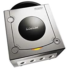 Nintendo Gamecube Console - Limited Edition Platinum