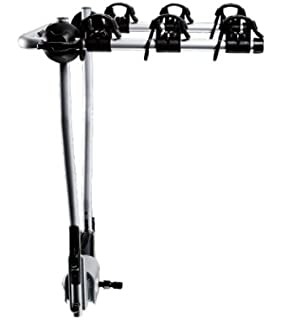 Mottez A009P3RA Portabicicletas, Unisex, Negro, 3 Vélos: Amazon.es ...