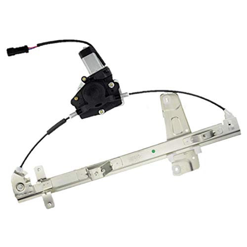 Front Right Passenger Side Power Window Regulator with Motor for 2001-2004 Jeep Grand Cherokee