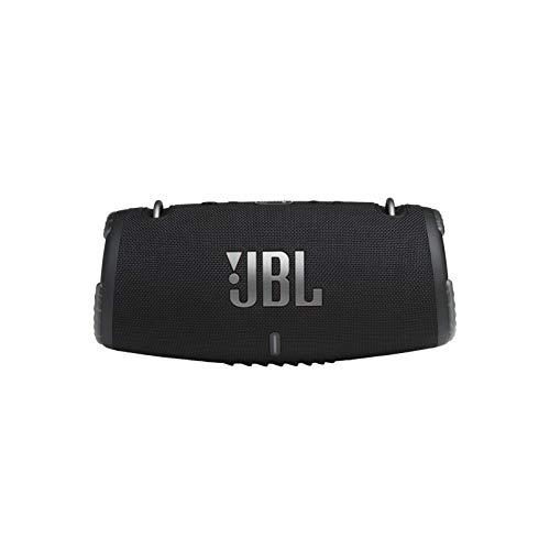 JBL Xtreme 3 - Altavoz Bluetooth portátil resistente al agua (IP67) y al polvo con PartyBoost y 15h de reproducción…
