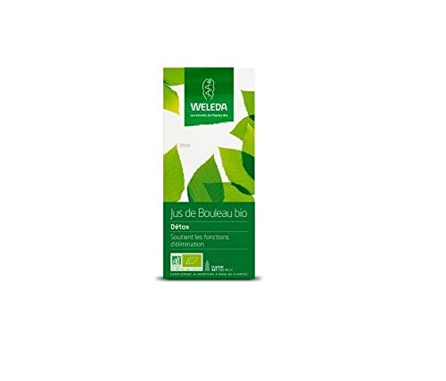 Birch Juice - Weleda Birch Juice 200ml