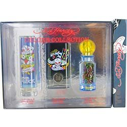 Ed Hardy Variety Gift Set Ed Hardy Variety By Christian Audigier/FN237332/1 oz/men/