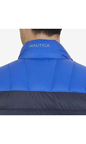 Nautica para Hombre Azul True Navy Chaleco wUxra1qpw